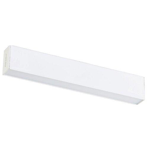 Трековый светильник-спот Donolux DL18785/White 10W 4000K встраиваемый светильник donolux dl225g