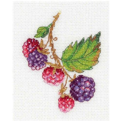 Купить Klart Набор для вышивания Ежевика 11, 5 x 14 см (8-338), Наборы для вышивания