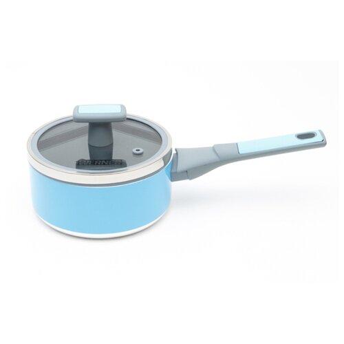 Ковш GIPFEL WERNER CELESTI 1,3 л, голубой/серый ковш gipfel batista 2687 1 4 л серый