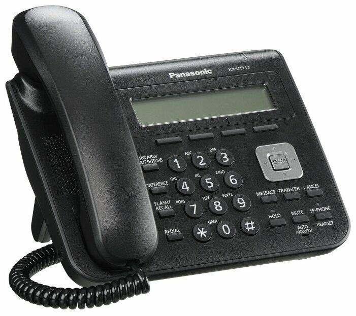 VoIP-телефон Panasonic KX-UT113