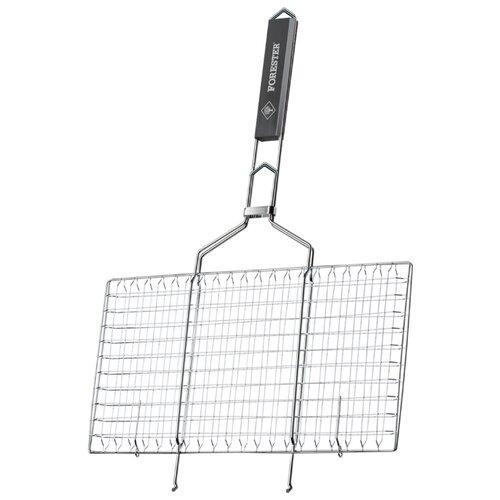 Решетка Forester BQ-S02 для гриля, 22х44 см