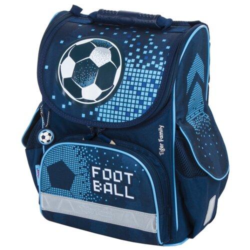 Юнландия ранец Football (228868), синий юнландия ранец extra sports ball 228802 синий оранжевый