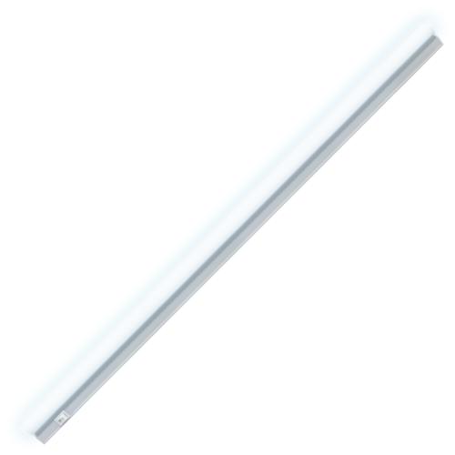 Светильник светодиодный APEYRON electrics 14-54 аналог Т5, 12Вт, IP20, 1020Лм, 6500К, 1020Лм, 220В/50Гц, белый, поликарбонат, 870х22.6х32.1мм.