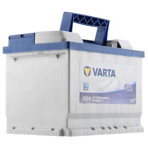 Автомобильный аккумулятор VARTA Blue Dynamic D24 (560 408 054) банка для сыпучих продуктов dolomite маков цвет 480 мл