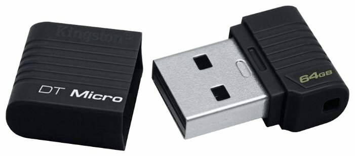 Флэш-накопитель Kingston DataTraveler Vault Privacy 3.0 16GB (синий) - USB Flash drive