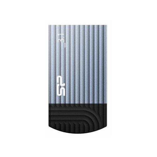 Флешка Silicon Power Jewel J20 8GB синий 1 шт. по цене 721