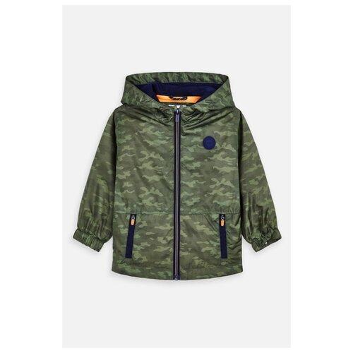 Купить Ветровка Mayoral размер 128, 003 зеленый, Куртки и пуховики