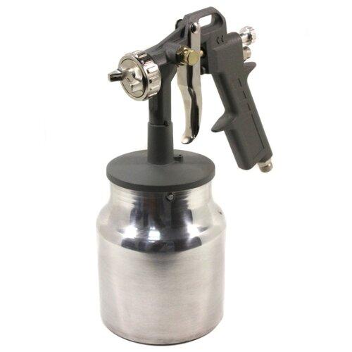 Краскопульт пневматический Garage 162C 1.5 8085090 c быстросъемным соединением