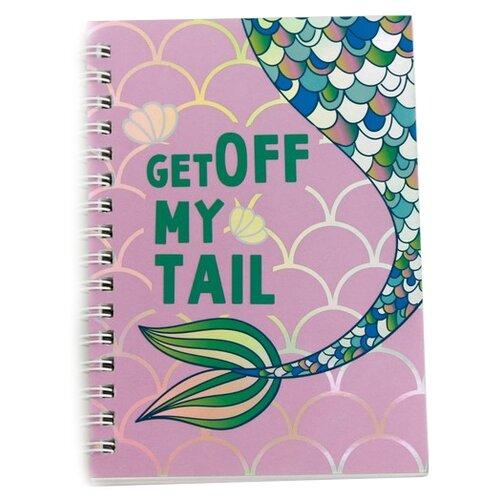 Купить Блокнот ArtFox Get Off MY TAIL A6, 40 листов (4564147), Блокноты