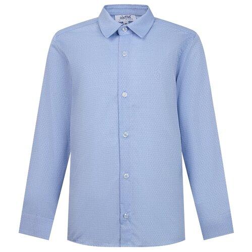 Рубашка Aletta размер 11(146), голубой