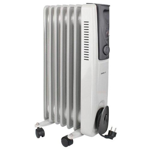 Масляный радиатор Ergolux ELX-OH07-C09 белый