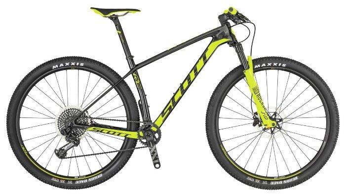 Горный (MTB) велосипед Scott Scale RC 900 World Cup (2019)