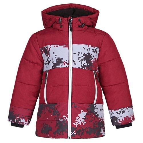 Купить Куртка Ciao Kids Collection размер 6 лет, бордовый, Куртки и пуховики