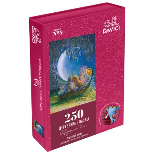 Пазл DaVici Глициния луны, 250 дет.