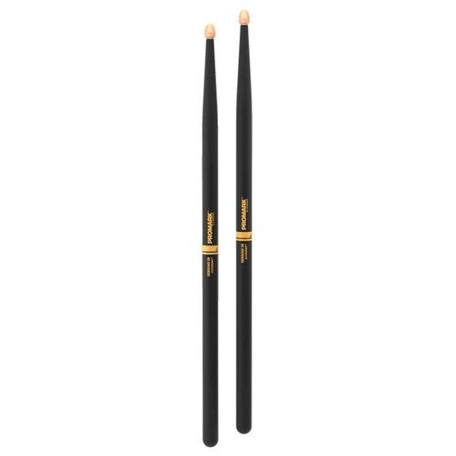Фото - Барабанные палочки Pro-Mark Rebound 5B ActiveGrip барабанные палочки pro mark rebound 7a activegrip