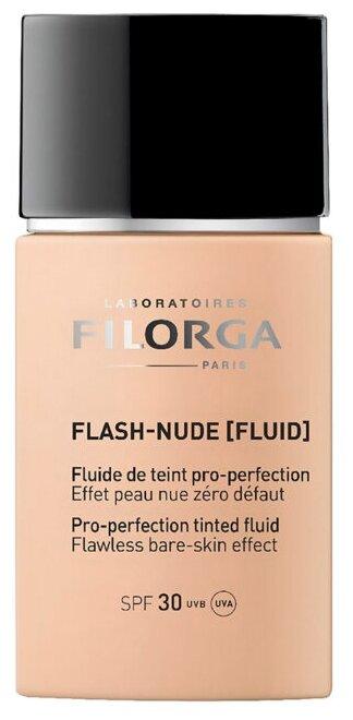 Filorga Тональный флюид Flash-Nude, 30 мл — купить по выгодной цене на Яндекс.Маркете