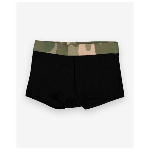 Купить Плавки Gulliver размер 158-164, черный, Белье и пляжная мода