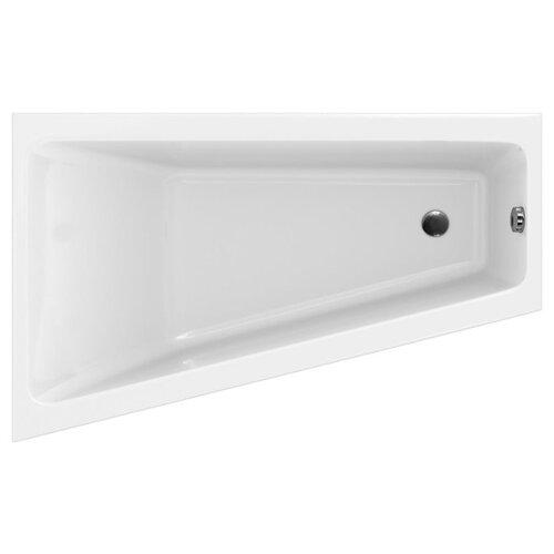 Фото - Ванна Cersanit CREA 160x100 акрил угловая левосторонняя акриловая ванна cersanit crea p wp crea 150nl 150x75