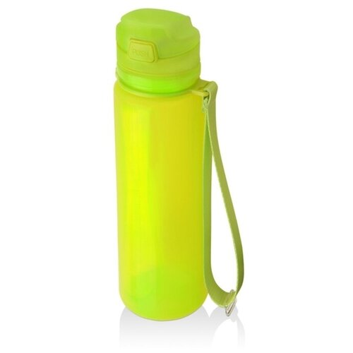 Бутылка Oasis Твист 0.5 силикон зеленое яблоко