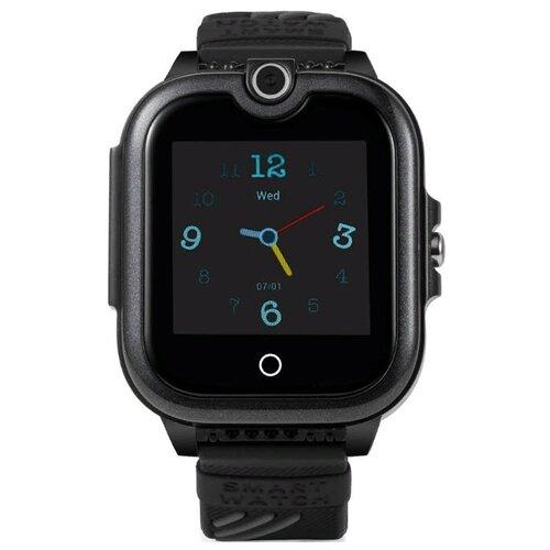 Фото - Детские умные часы c GPS Smart Baby Watch KT13 черный детские умные часы smart baby watch fa27t черный