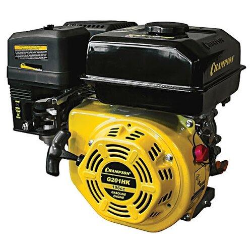 Бензиновый двигатель CHAMPION G201HK