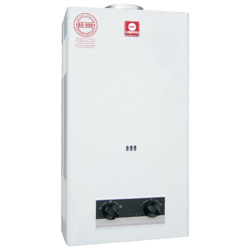 Проточный газовый водонагреватель Ладогаз ВПГ 11ED-01, белый