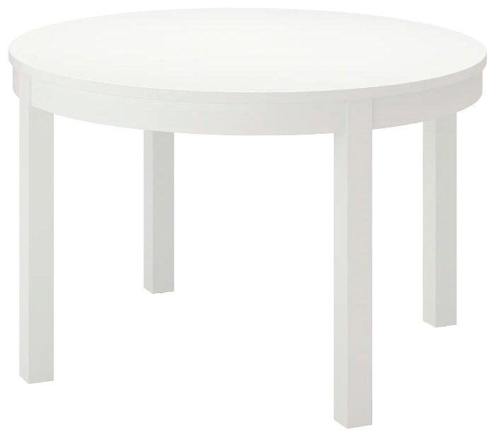 Стол кухонный IKEA Бьюрста раскладной — 2 цвета — купить по выгодной цене на Яндекс.Маркете