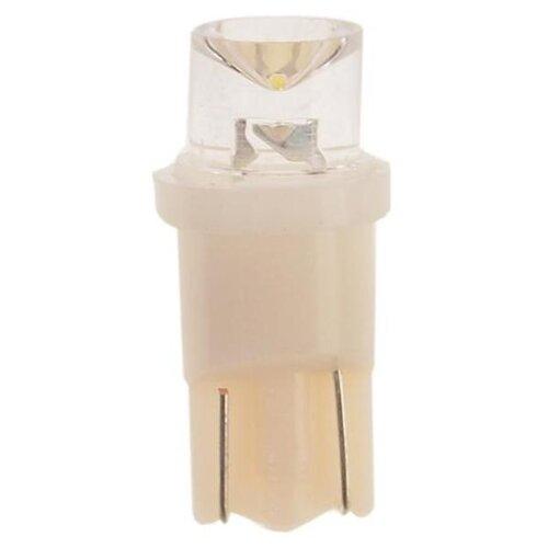 Фото - Лампа автомобильная светодиодная MegaPower 10312W W5W (T10) 12V 10W 1 шт. 2pcs t10 w5w 80w cree xqb chip led hid