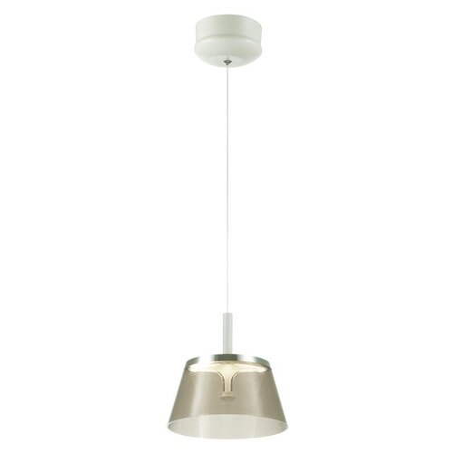 Фото - Светильник светодиодный Odeon light Abel 4109/7L, LED, 7 Вт светильник светодиодный silver light neo retro 840 60 7 led 72 вт