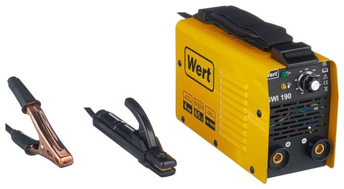 Сварочный аппарат Wert SWI 190 (TIG, MMA)