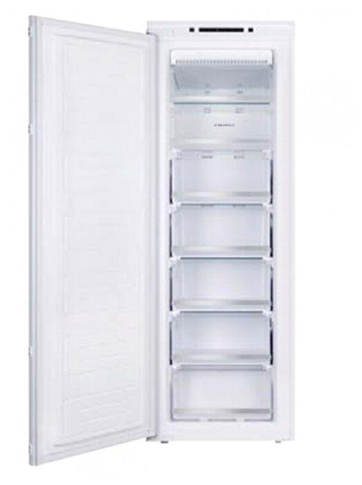 Встраиваемый морозильник MAUNFELD MBFR177NFW