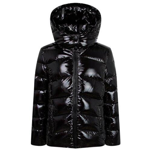 Купить Куртка Tre Api размер 164, черный, Куртки и пуховики