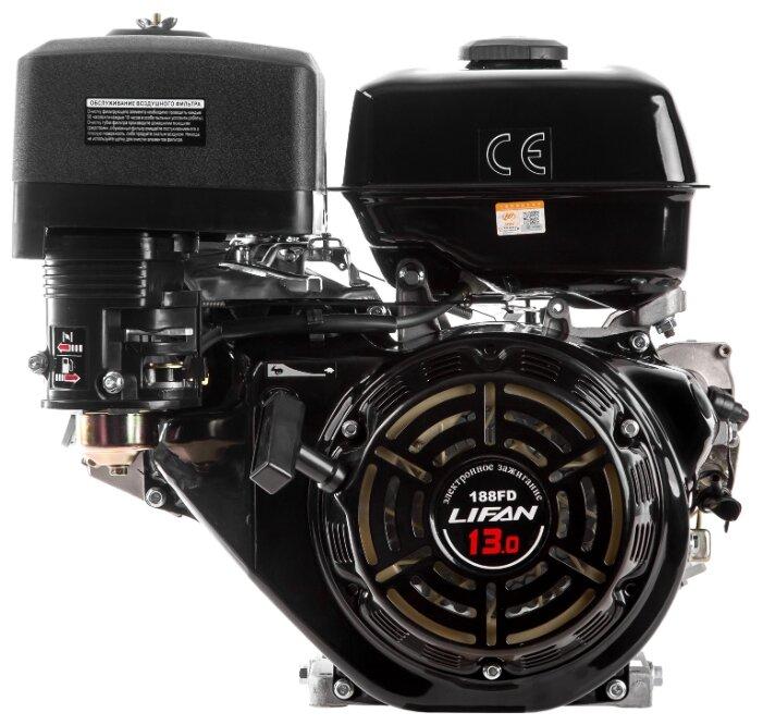 Бензиновый двигатель LIFAN 188FD