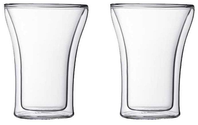 Bodum Набор бокалов Assam 0,25 л
