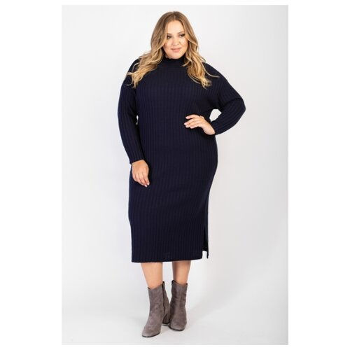 Платье ARTESSA PP60828DBL05 темно-синий размер 68-70 платье molo размер 68 синий