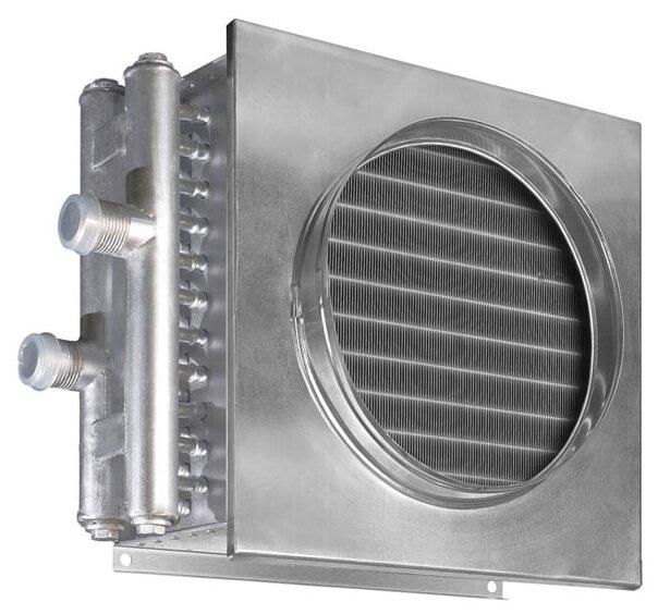 Водяной канальный нагреватель Shuft WHC 400x400-2