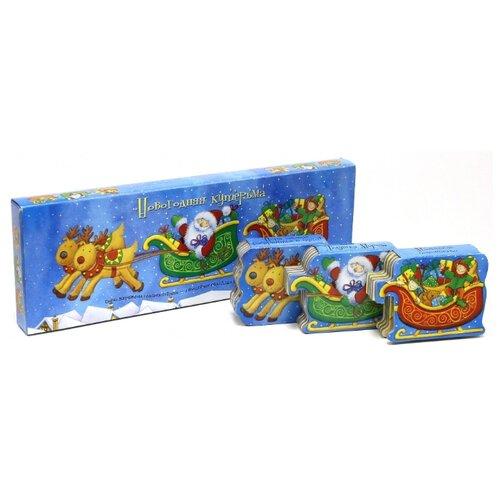 Купить Уланова Л. Новогодняя кутерьма , Лабиринт, Книги для малышей