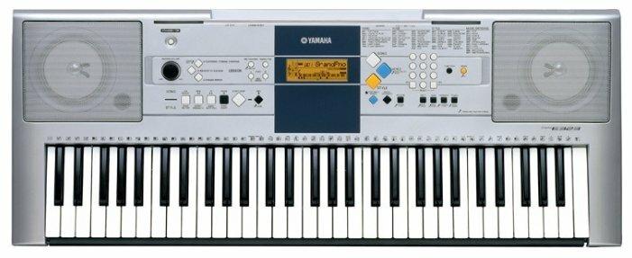 Синтезатор YAMAHA PSR-E323