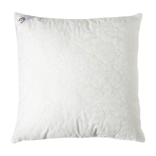 Подушка Этель Лебяжий пух (4308797) 68 х 68 см белый