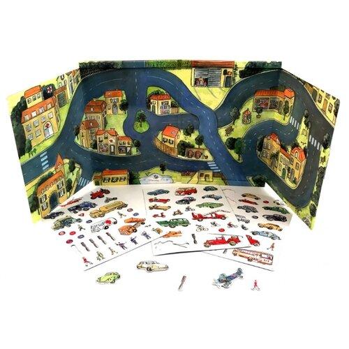Игровой набор Egmont Toys Машинки 630657