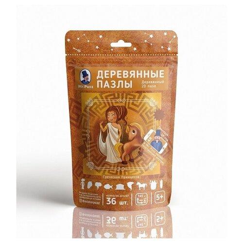 Пазл Mr. Puzz Греческая Принцесса (4998), 36 дет.