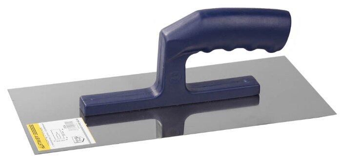 Гладилка ЗУБР Профессионал 0804 зеркальная 280x130 мм