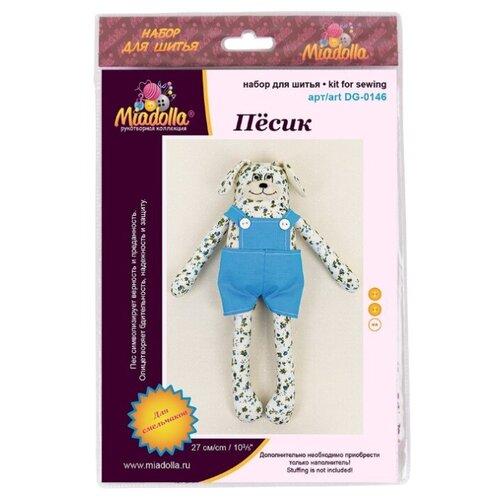 Купить Miadolla Набор для шитья Пёсик (DG-0146), Изготовление кукол и игрушек