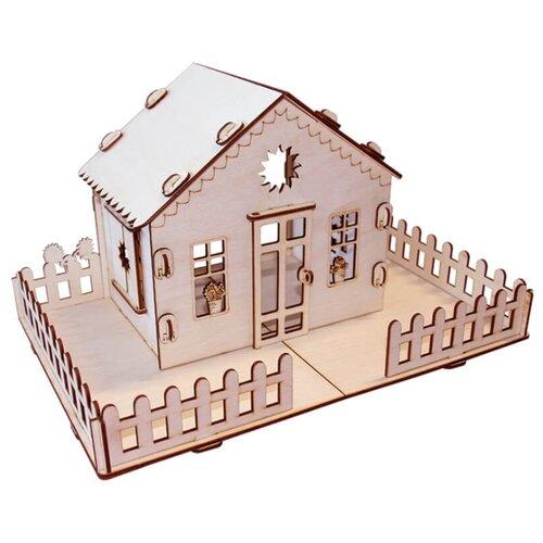 Сборная модель PAREMO Я дизайнер. Дачный домик PD218-06