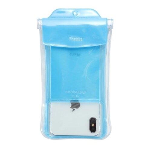 Купить Чехол Baseus Safe Airbag Waterproof Case синий