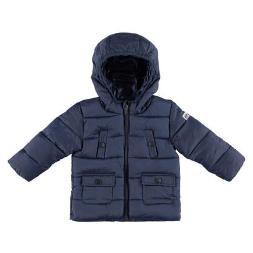 Купить Куртка Ido 4.V593.00 размер 110, синий, Куртки и пуховики