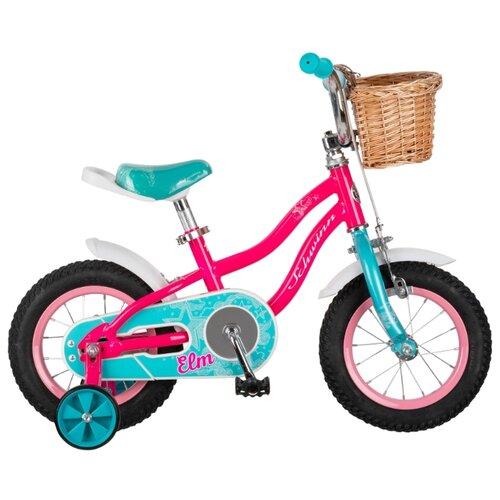 цена на Детский велосипед Schwinn Elm 12 розовый (требует финальной сборки)