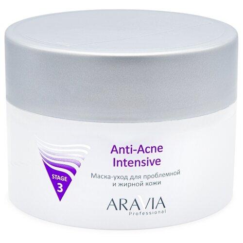 ARAVIA Professional Маска-уход для проблемной и жирной кожи Anti-Acne Intensive, 150 мл aravia anti acne serum
