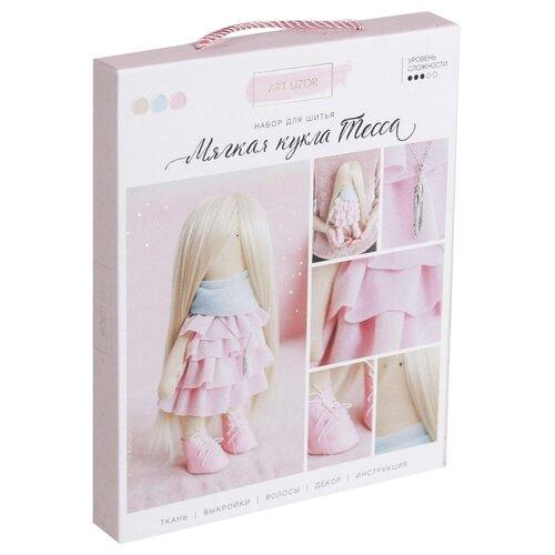Купить Арт Узор Набор для шитья Интерьерная кукла Тэсса (3548667), Изготовление кукол и игрушек