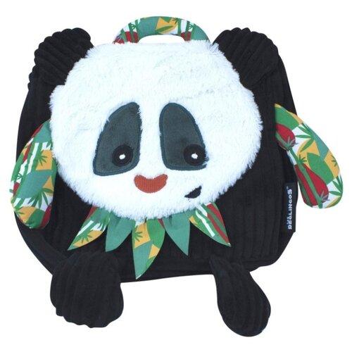 deglingos deglingos лисичка kitschos original Deglingos рюкзак Rototos the Panda (35028), черный